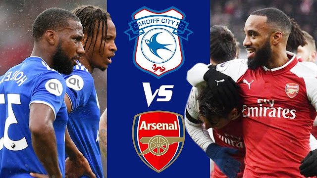 Arsenal vs Cardiff City