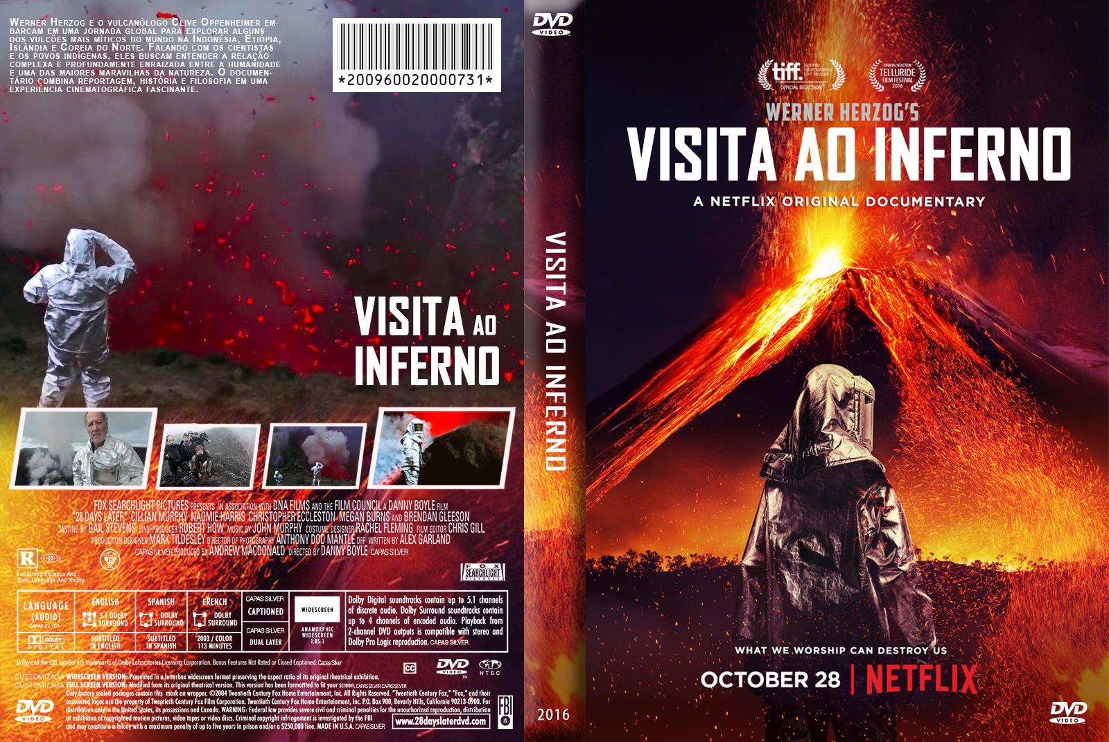 Download Visita ao Inferno DVD-R Visita 2Bao 2BInferno 2B  2BCAPA