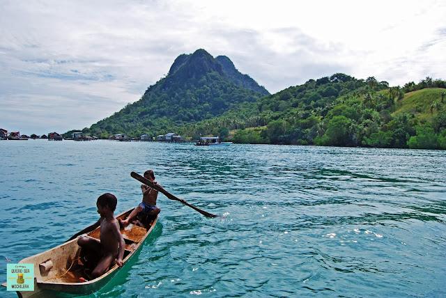 Isla Tatagan, Borneo (Malasia)