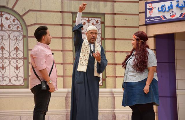 """الليلة خامس مسرحيات """"مسرح مصر في رمضان"""""""