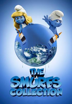 The Smurfs Coleccion DVD R1 NTSC Latino