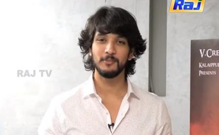 Actor Gautham Karthik's Exclusive Interview | Diwali Special 2017