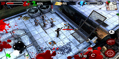 Zombie HQ gratis windows phone