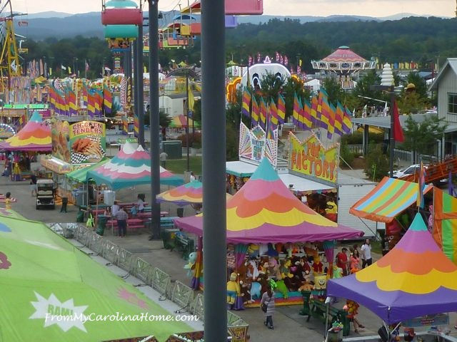 From My Carolina Home - NC Mountain State Fair