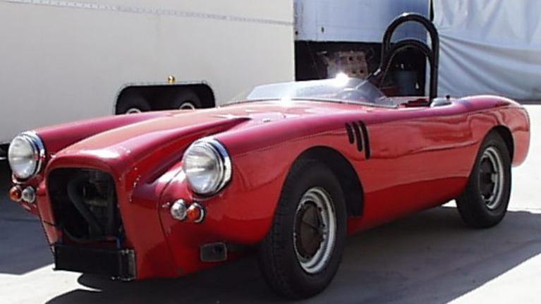 Los Angeles Craigslist Cars >> RoyalEnfields.com: Royal Enfield powered Berkeley sports car