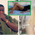 See What A Nigerian Soldier Did To Young Lady In Broad Daylight (Photos)