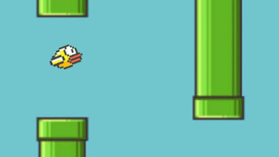 flappy bird game tersulit