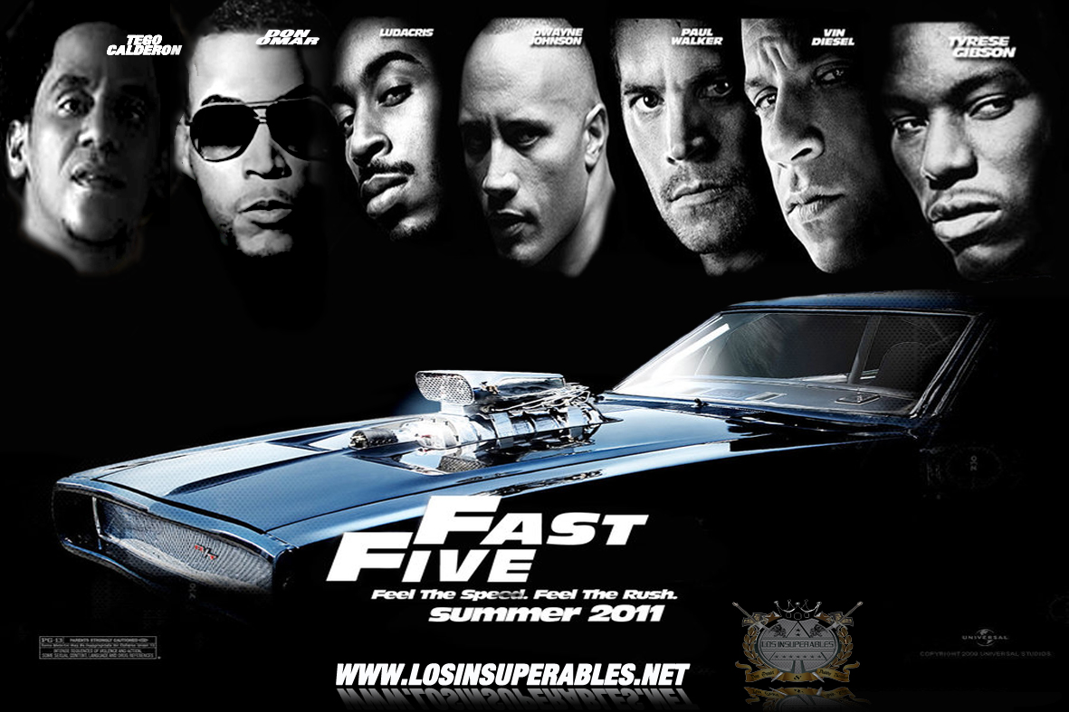Fast & Furious Five Stream