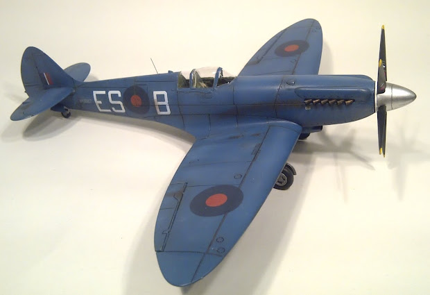 Bowemodels - Airfix 1 48 Spitfire Pr Mk.xix