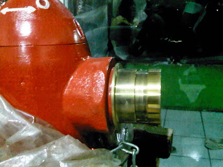 Hydrant Pillar Two Way machino coupling