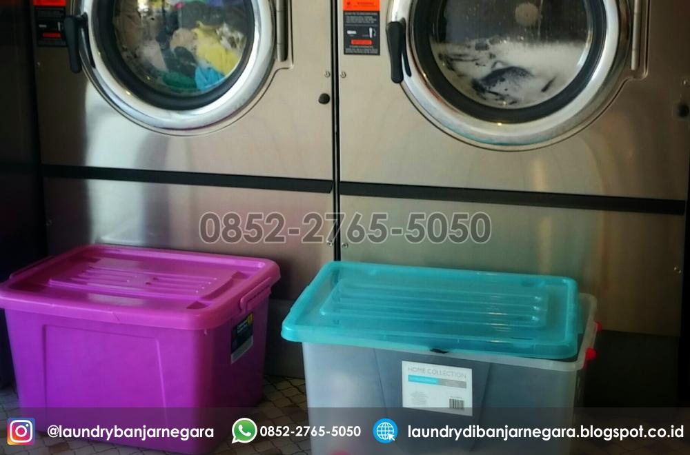 Jasa Laundry Banjarnegara | 0852-2765-5050