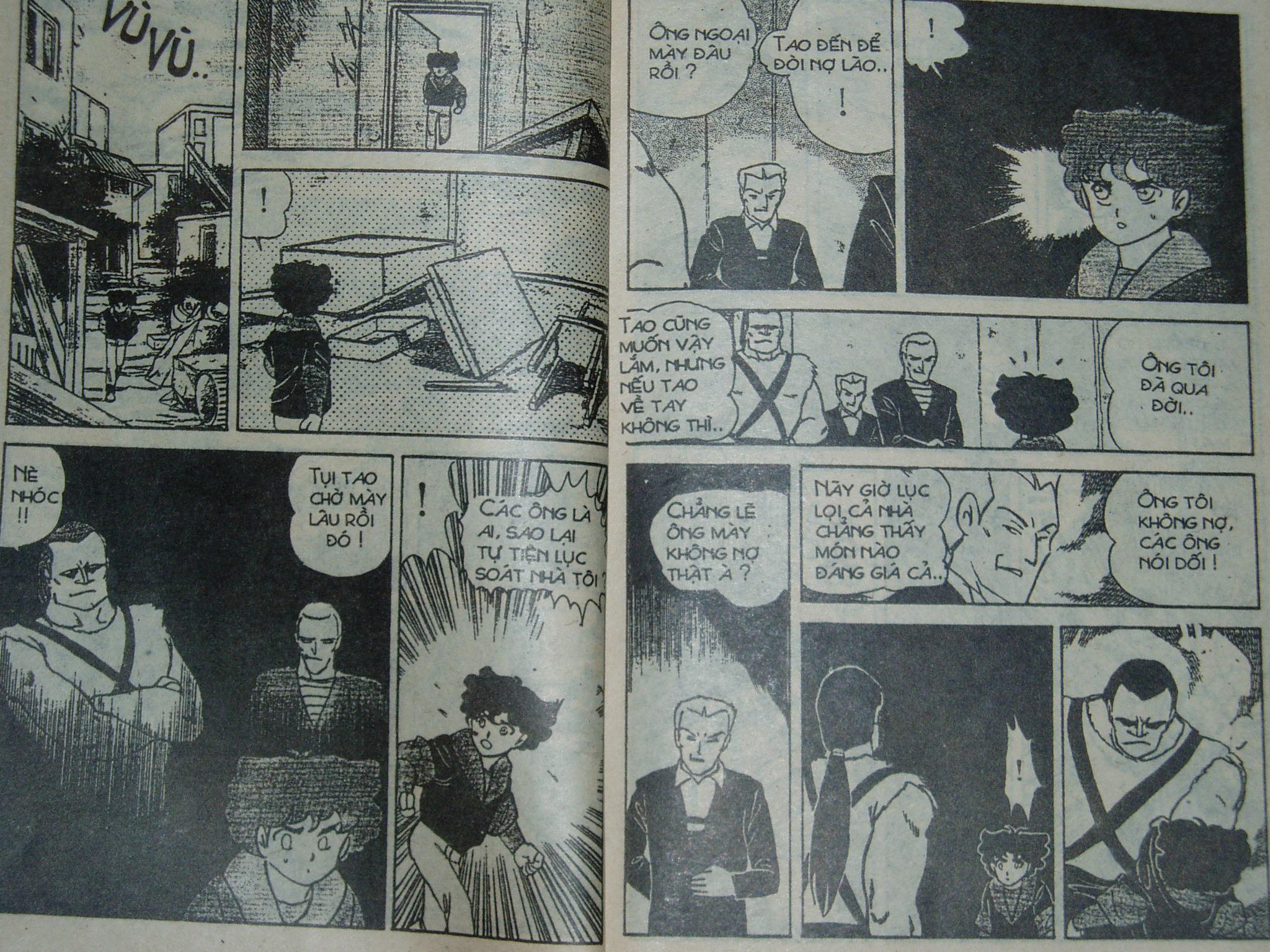 Siêu nhân Locke vol 14 trang 16