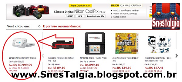 8f0e5df0a SnesTalgia o Seu Blog Nostálgico  Adeus Wii U