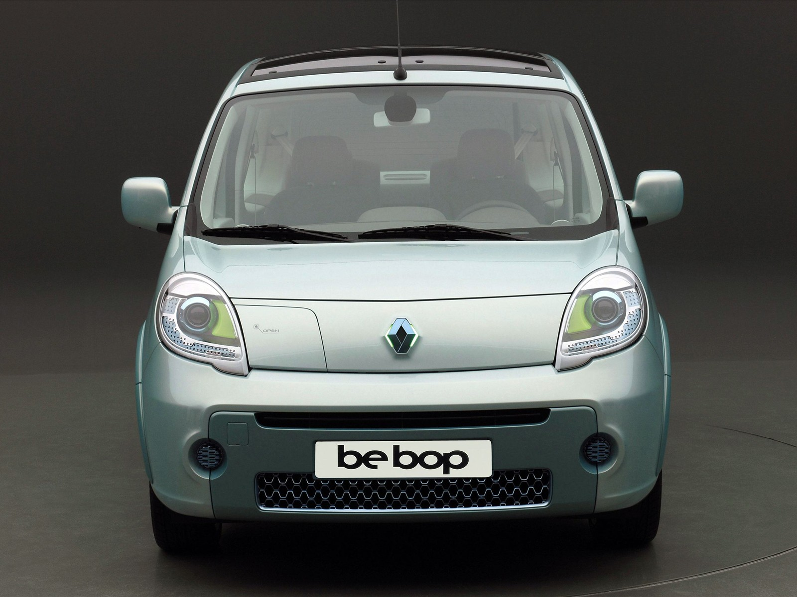 car pictures renault kangoo be bop z e 2010. Black Bedroom Furniture Sets. Home Design Ideas