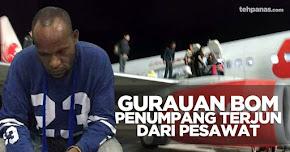 Thumbnail image for Bergurau Ada Bom Di Dalam Pesawat, Penumpang Terjun Dari Pesawat