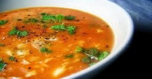 Sopa de Peixe Aromatizada (Imagem: Reprodução/Internet)