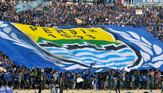 Persib Bandung Klub Terfavorit ISC A 2016