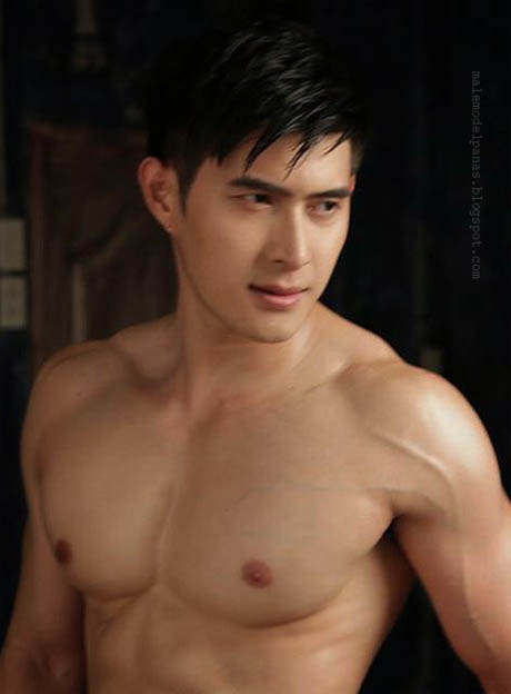 men chest