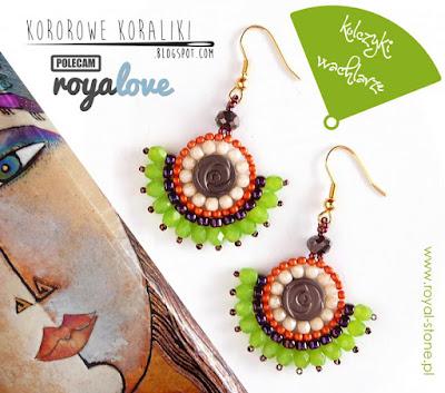 http://blog.royal-stone.pl/wachlarzowe-kolczyki-tutorial-barbary-lepak/