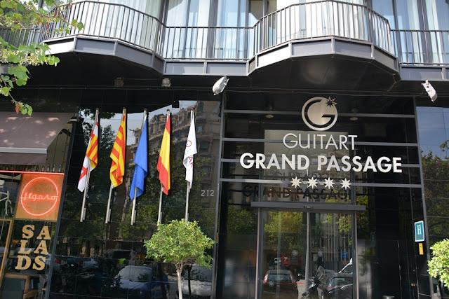 Guitart Grand Passage Hotel Barcelona