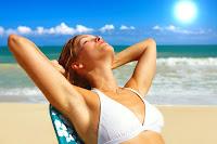 Bedrohen UV-Strahlen die Gesundheit der Haare