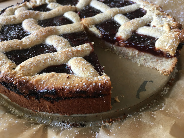 Linzer Torte backen