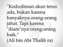 Masa Pemerintahan Khalifah Ali Bin Abi Thalib