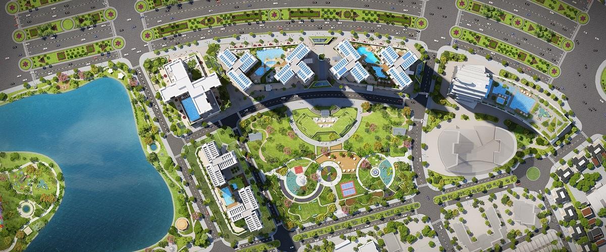 Dự án Eco Green Sai Gon