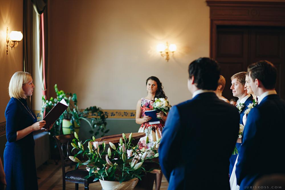 kāzu ceremonija kuldīga