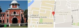 Anna University अन्ना विश्वविद्यालय,Education, University of India,