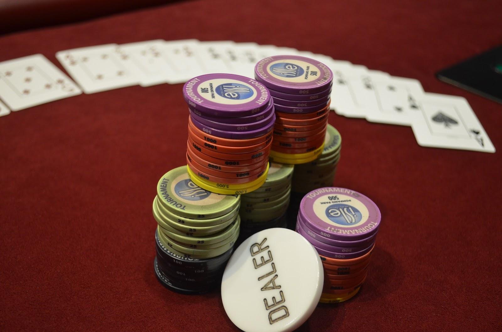 Isle Casino Poker : 07/13/17