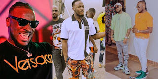 """""""Came Into This Industry With Only Two things, The Rest Davido Taught Me"""" – Peruzzi"""