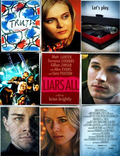 Ver Verdad o consecuencia (Liars All) (2013) Online
