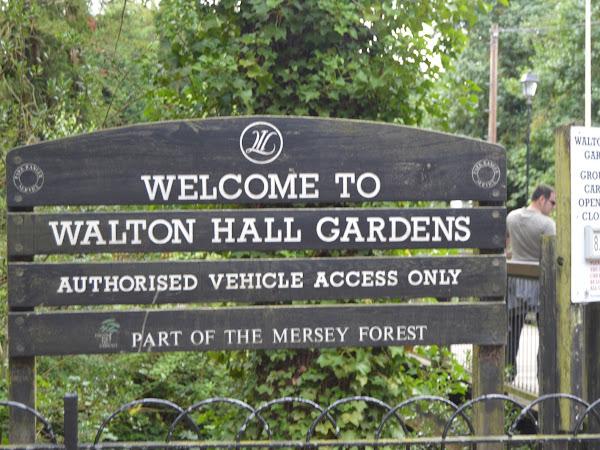 Our Summer Days - Day 16, Walton Hall Gardens