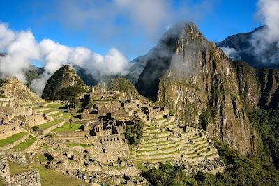 Machu Picchu Como llegar a Machu Picchu Info Machu Picchu Boleto electrónico Machu Picchu