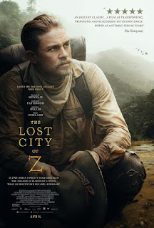 The Lost City of Z(The Lost City of Z)
