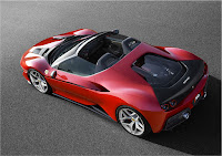 World Premiere of the Ferrari J50