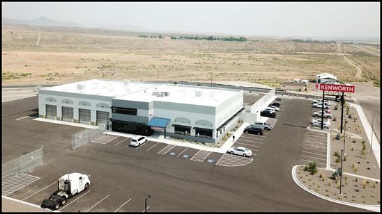 Kenworth Sales Co Dealership in Elko, Nevada