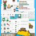 Free Camping Pack for Preschool & Kindergarten