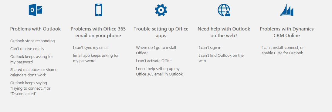 Microsoft Support and Recovery Assistant for Office 365 | Unified