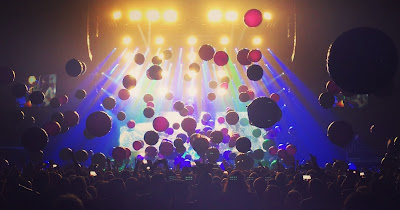 Black Sabbath Tour - Balloons by Matt Lewis