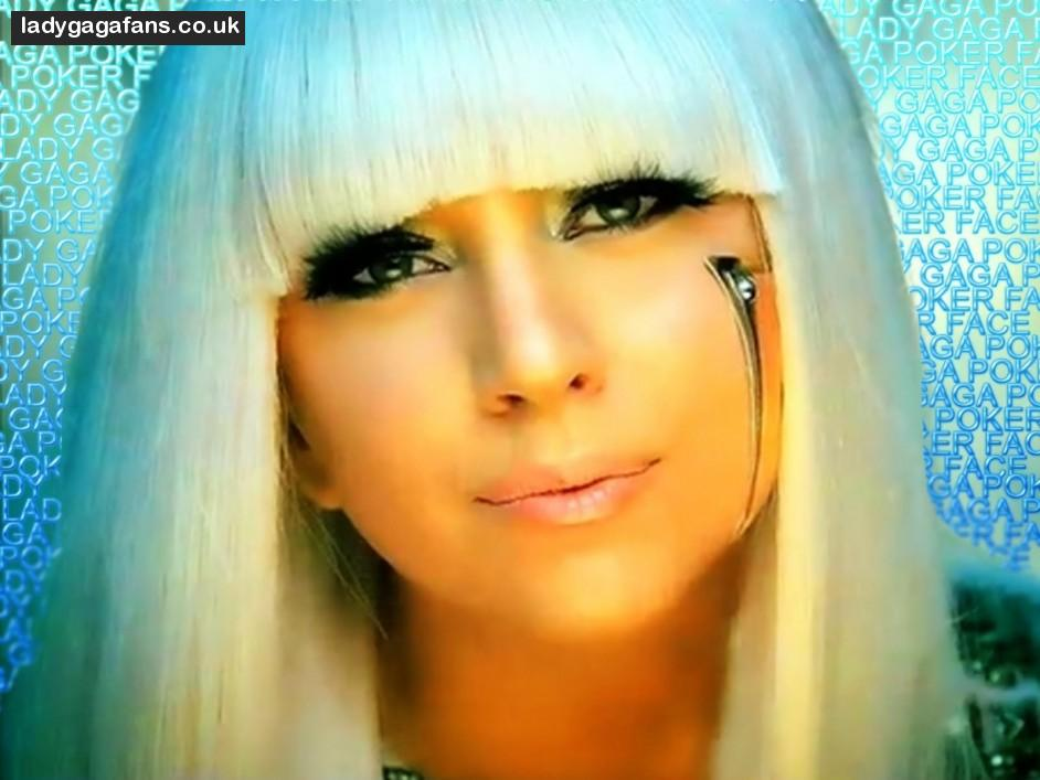 Music Lirik Lagu Lady Gaga Poker Face
