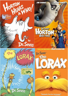 Horton; Lorax