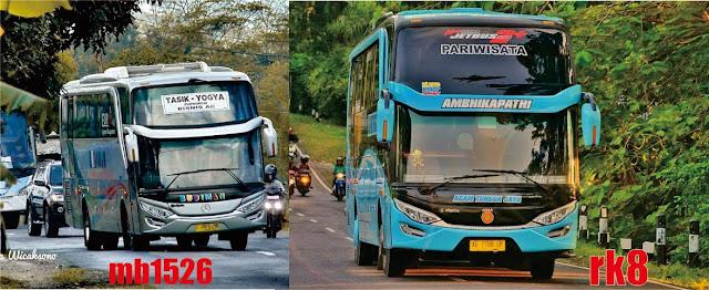 Perbandingan Performa HINO RK8 Dengan Mercedes 1526