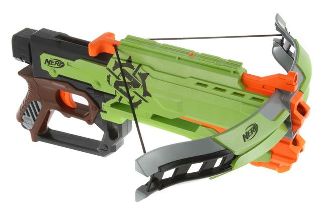Nerf Zombie Strike-Crossfire Bow