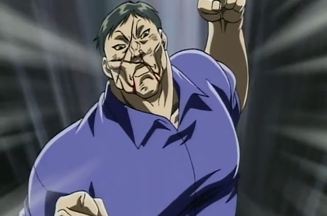 Baki The Grappler Episode 33 Subtitle Indonesia