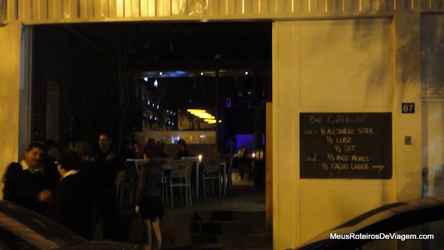 Bar Constitución - Santiago