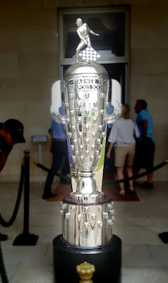 Indy500's Borg-Warner Trophy