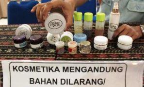 Daftar merek kosmetik berbahaya BPOM