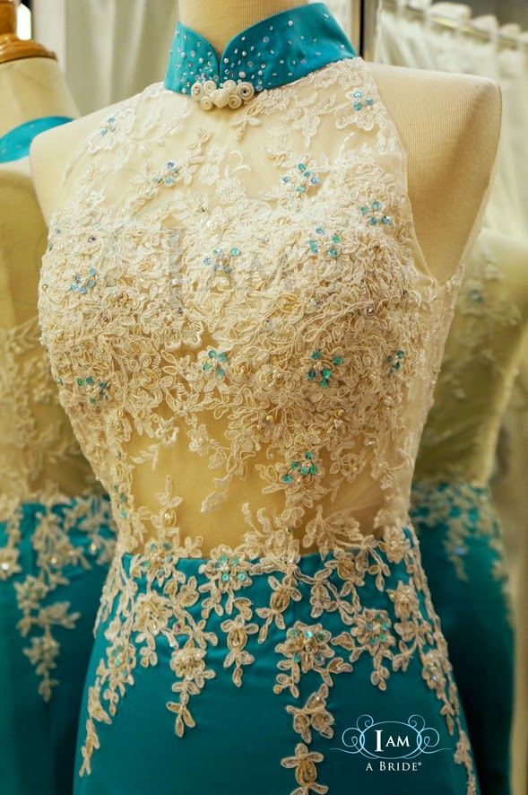I Am A Bride  Personalise bridal wedding gown online